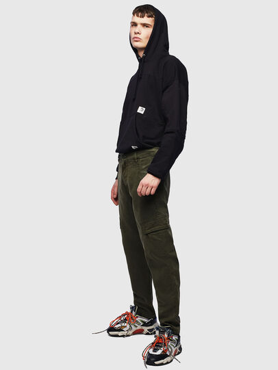 Diesel - D-Krett JoggJeans® 069LX, Armeegrün - Jeans - Image 6