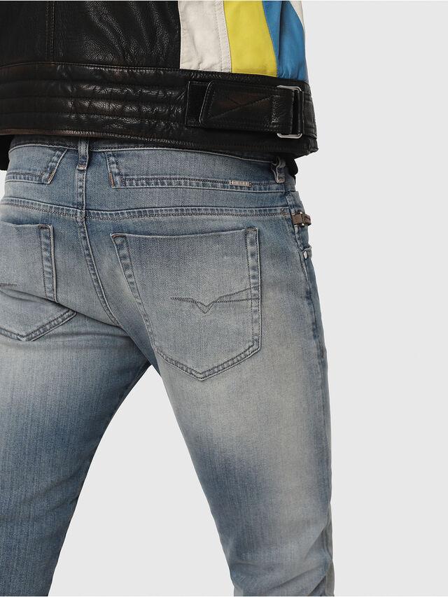 Diesel - D-Bazer 081AP, Hellblau - Jeans - Image 4