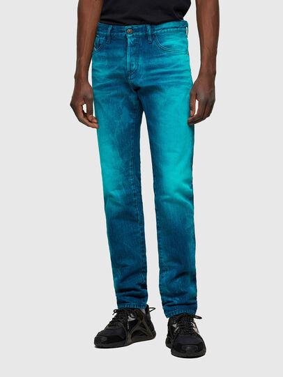 Diesel - D-Kras 009VK, Azurblau - Jeans - Image 1