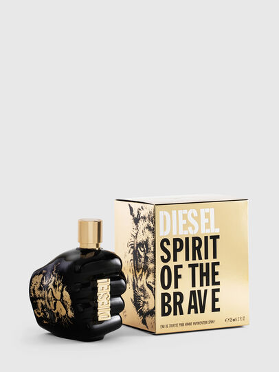 Diesel - SPIRIT OF THE BRAVE 125ML, Schwarz/Gold - Only The Brave - Image 1