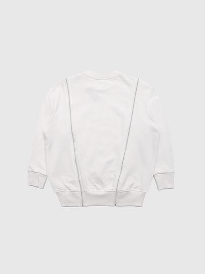 Diesel - SGEORGIA, Weiß - Sweatshirts - Image 2