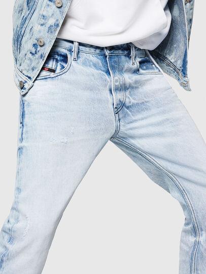 Diesel - D-Ligenz 0078C, Hellblau - Jeans - Image 3