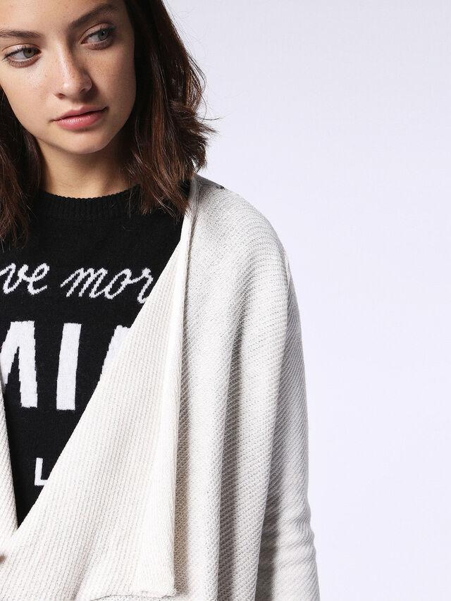 M-STRIPY, Weiß