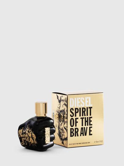 Diesel - SPIRIT OF THE BRAVE 50ML, Schwarz/Gold - Only The Brave - Image 1