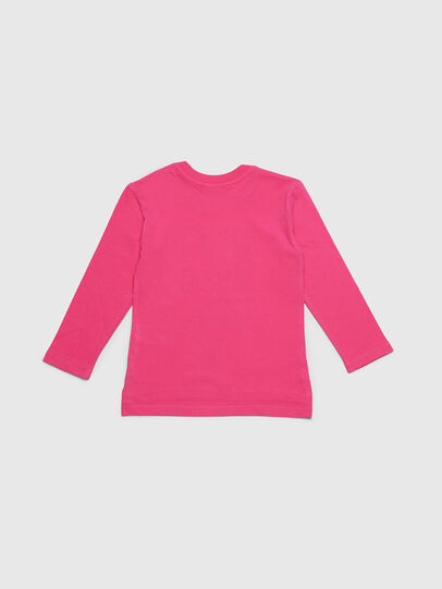 Diesel - TIRVIB-R, Rosa - T-Shirts und Tops - Image 3