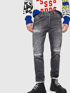 D-Eetar 0890F, Hellgrau - Jeans