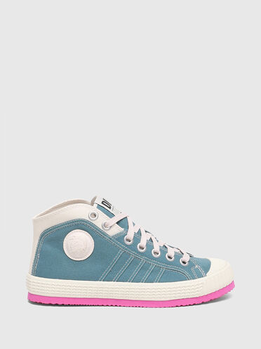 High Top-Sneakers aus Canvas