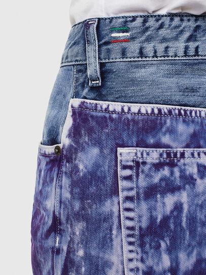 Diesel - D-Reggy 069NW, Mittelblau - Jeans - Image 5