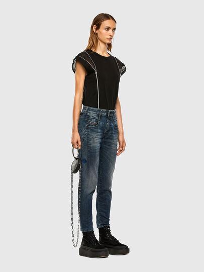Diesel - FAYZA JoggJeans® 069PD, Dunkelblau - Jeans - Image 7
