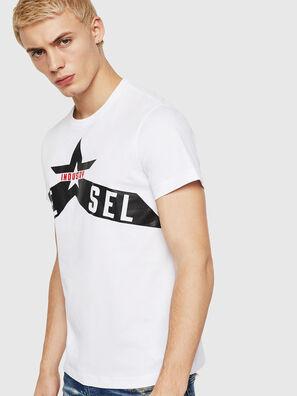T-DIEGO-A7, Weiß - T-Shirts
