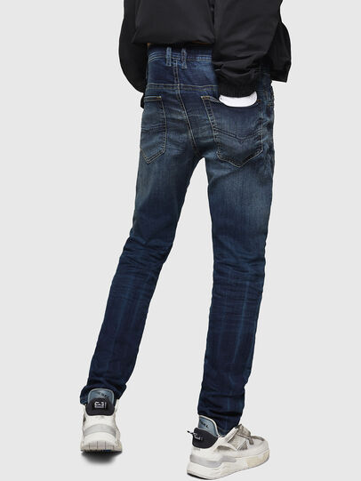 Diesel - Thommer JoggJeans 069HI, Dunkelblau - Jeans - Image 2