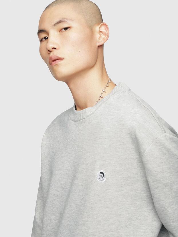S-LINK, Hellgrau - Sweatshirts