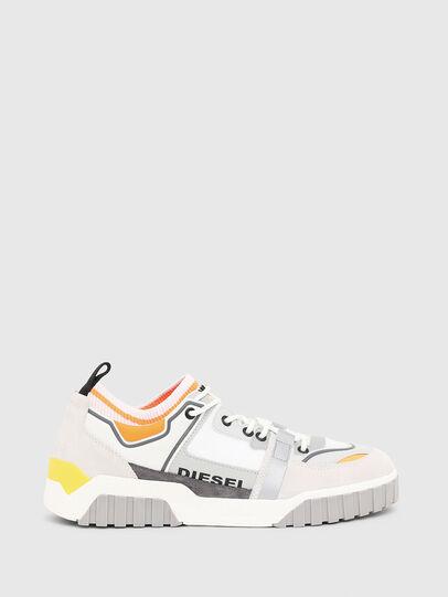 Diesel - S-RUA SL LOW, Weiß - Sneakers - Image 1