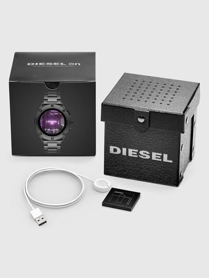 Diesel - DT2017, Dunkelgrau - Smartwatches - Image 5