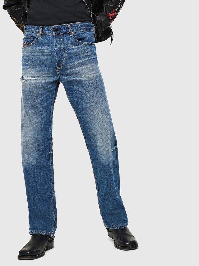 Diesel - D-Kodeck 080AH, Mittelblau - Jeans - Image 1