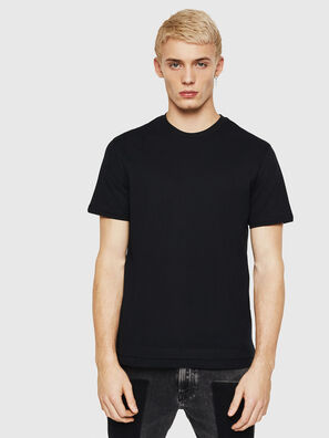 T-DIAMANTIK-NEW, Schwarz - T-Shirts