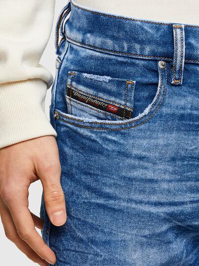 Diesel - D-Strukt 009MH, Hellblau - Jeans - Image 5