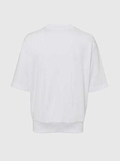 Diesel - S-COOLING-X10, Weiß - Sweatshirts - Image 2