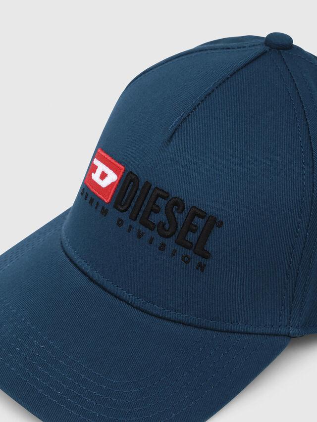 Diesel - CAKERYM-MAX, Dunkelgrün - Hüte - Image 3