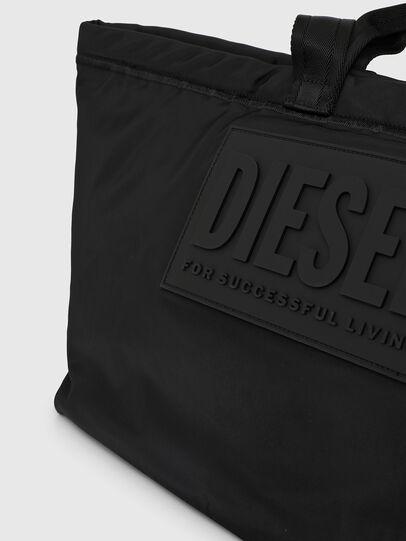 Diesel - SHOPPYE, Schwarz - Shopper und Schultertaschen - Image 5