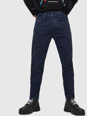 Mharky 0078D, Dunkelblau - Jeans