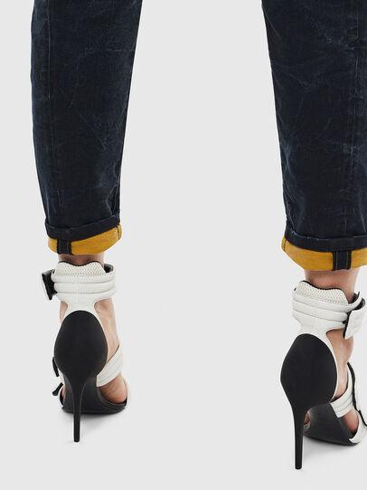 Diesel - Fayza JoggJeans 069MD, Dunkelblau - Jeans - Image 4