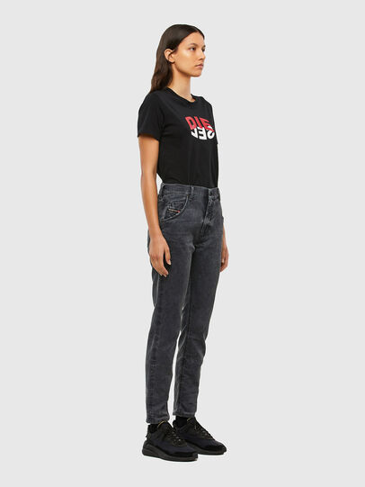 Diesel - KRAILEY JoggJeans® 069QB, Schwarz/Dunkelgrau - Jeans - Image 6