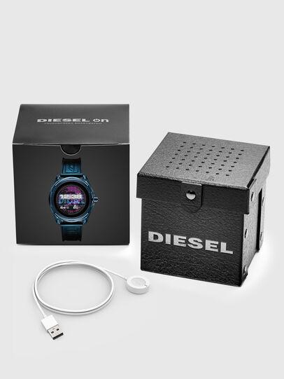 Diesel - DT2020, Blau - Smartwatches - Image 5