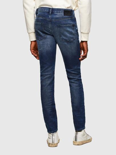 Diesel - D-Strukt JoggJeans® 069SL, Dunkelblau - Jeans - Image 2