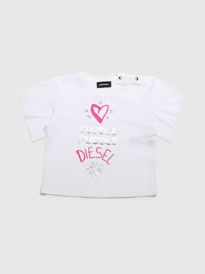 Diesel - TUNGIB, Weiß - T-Shirts und Tops - Image 1