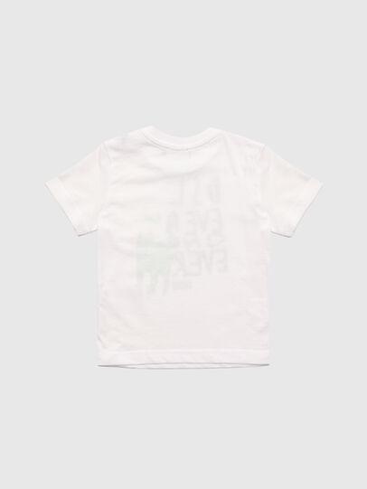 Diesel - TORTUB, Weiß - T-Shirts und Tops - Image 2