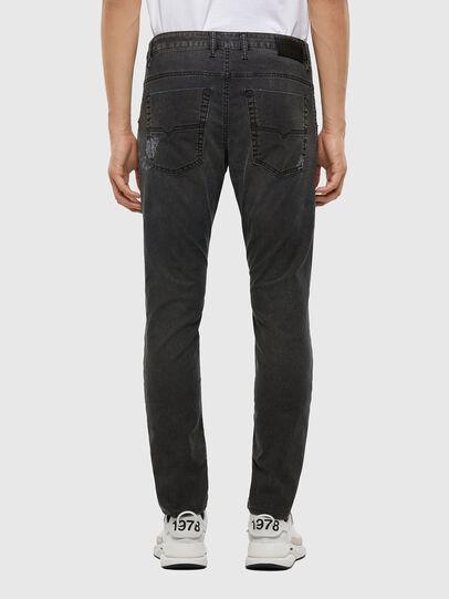 Diesel - KROOLEY JoggJeans® 009LB, Schwarz/Dunkelgrau - Jeans - Image 2
