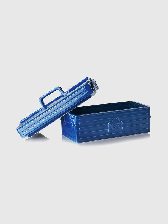 Diesel - 11056 WORK IS OVER, Blau - Wohnaccessoires - Image 4