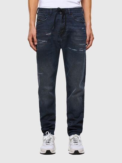 Diesel - D-VIDER JoggJeans® 069QH, Dunkelblau - Jeans - Image 1