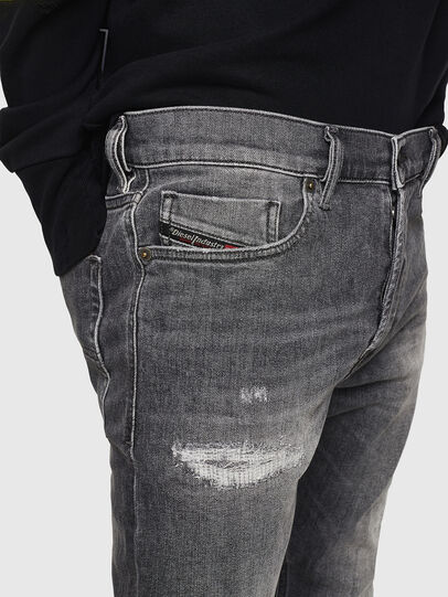 Diesel - Tepphar 0890F, Hellgrau - Jeans - Image 3