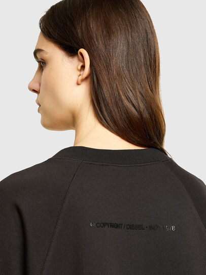 Diesel - F-MIX, Schwarz - Sweatshirts - Image 4
