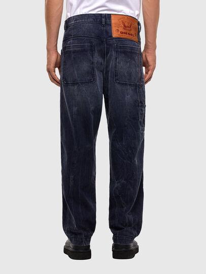 Diesel - D-Franky 009IY, Dunkelblau - Jeans - Image 2