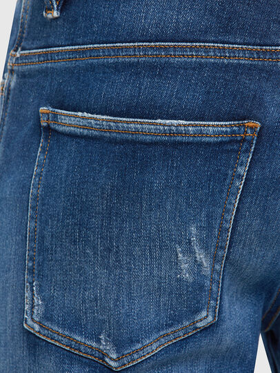 Diesel - D-Istort 009CX, Mittelblau - Jeans - Image 4