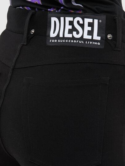 Diesel - P-CUPERY, Schwarz - Hosen - Image 5