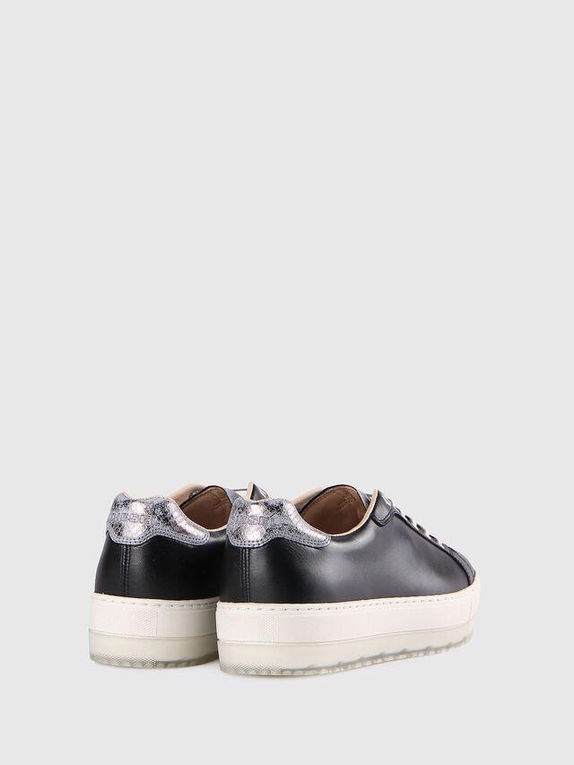 Diesel - S- ANDYES W, Schwarz/Silber - Sneakers - Image 3