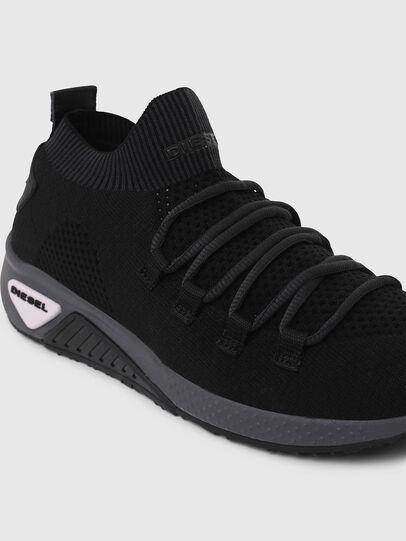 Diesel - S-KB ATHL LACE W, Schwarz - Sneakers - Image 4