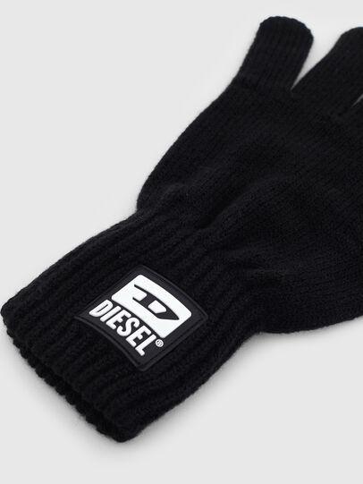 Diesel - K-JACK, Schwarz - Handschuhe - Image 2