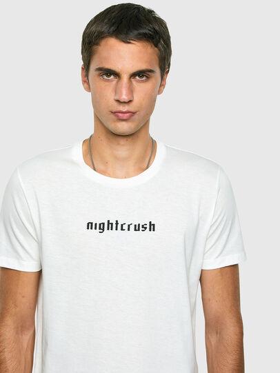 Diesel - T-INY, Weiß - T-Shirts - Image 3