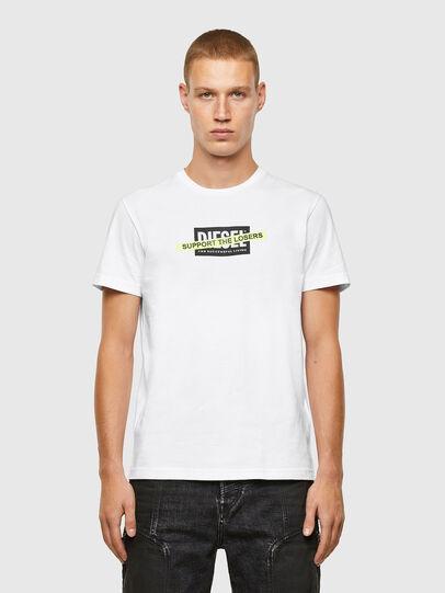 Diesel - T-DIEGOS-A3, Weiß - T-Shirts - Image 1