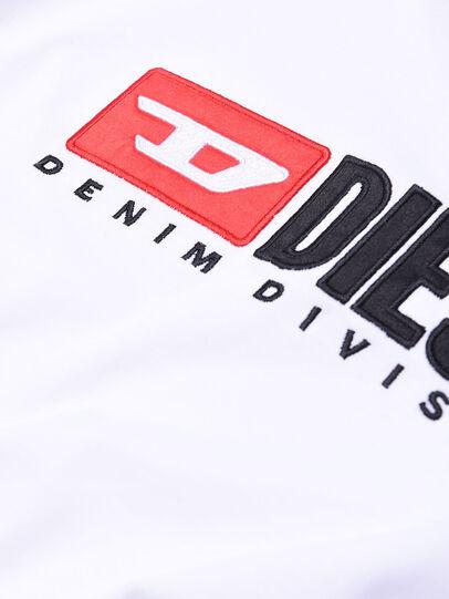Diesel - TJACKYD, Weiß - T-Shirts und Tops - Image 3