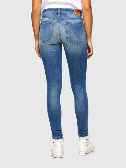Diesel - Slandy 009QS, Hellblau - Jeans - Image 2