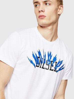 T-DIEGO-A10, Weiß - T-Shirts