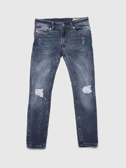 Diesel - SLEENKER-J JOGGJEANS-N, Hellblau - Jeans - Image 1