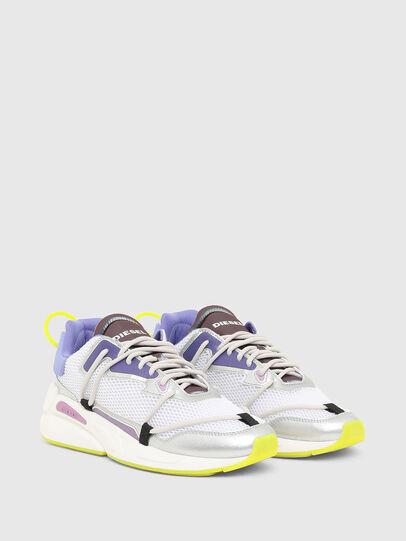 Diesel - S-SERENDIPITY LC EVO, Hellblau - Sneakers - Image 2