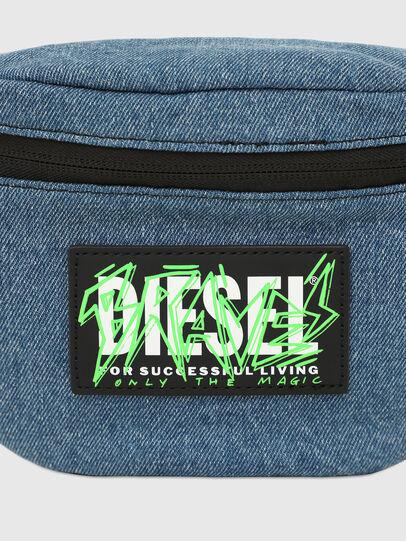 Diesel - BELTPATCH, Blau - Taschen - Image 6